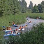 Czarna Hańcza Kayaking Trail